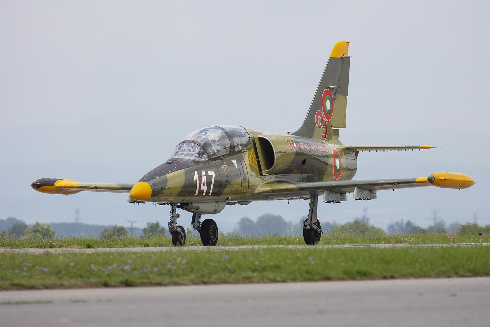 Neben ihrer Aufgabe als Schulflugzeug, kann die L-39 auch als Aufklärer und leichter Jäger eingesetzt werden.