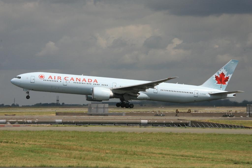 Air Canada´s Boeing 777-300ER