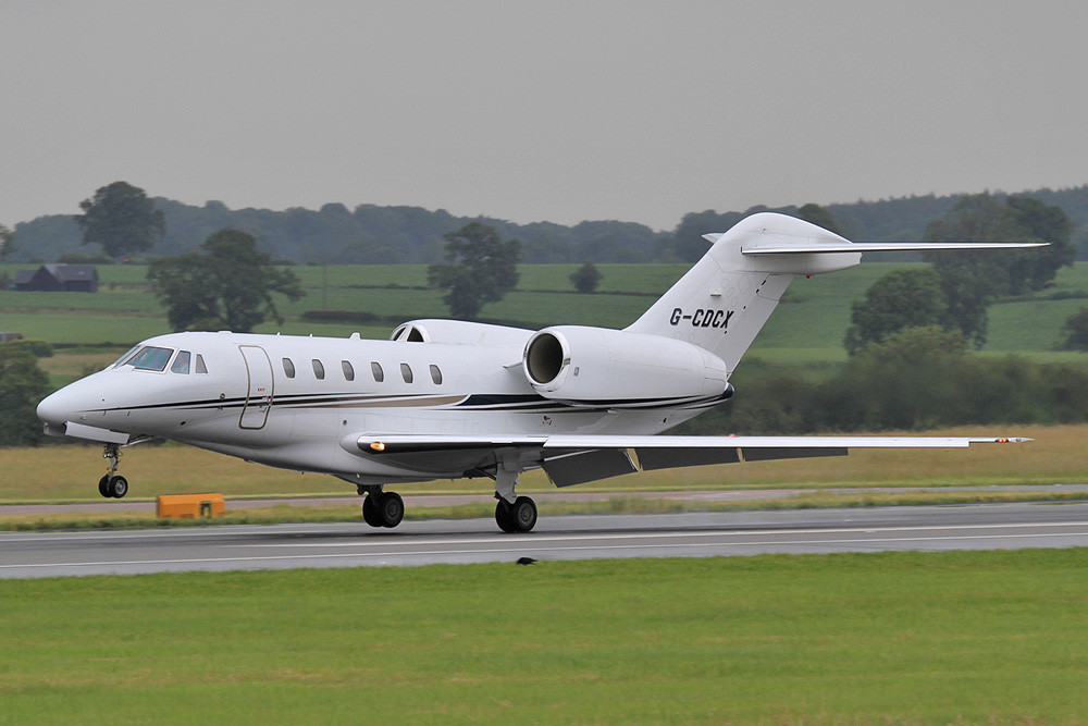 Cessna 750 Citation X von Penavia.