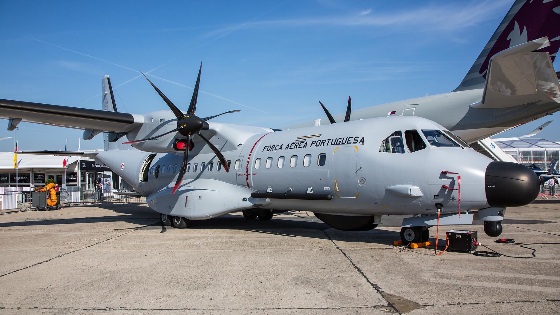CASA C 295 für Portugal
