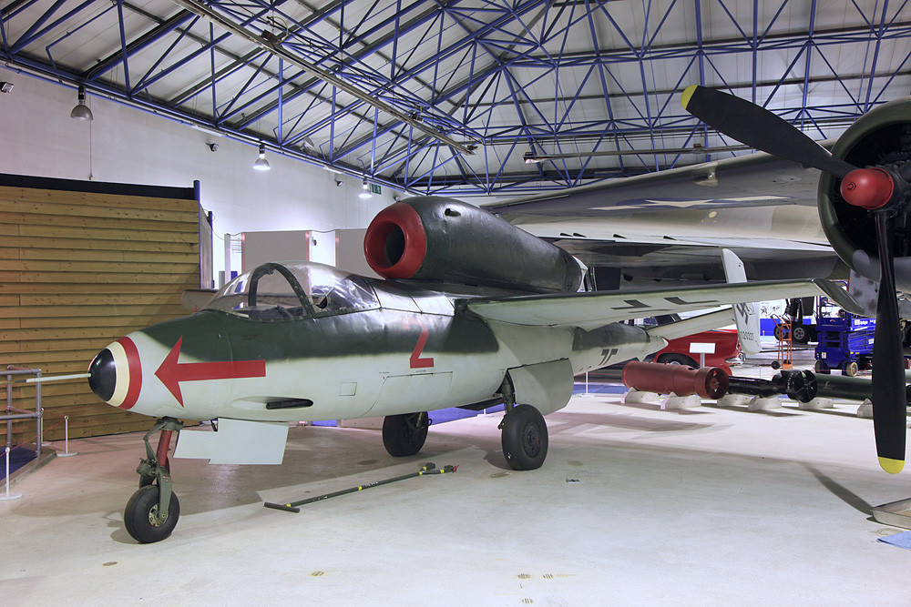 Heinkel HE-162 A-2