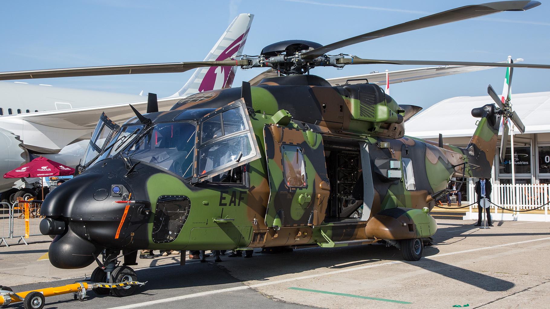 NH-90 der Armee de terre.