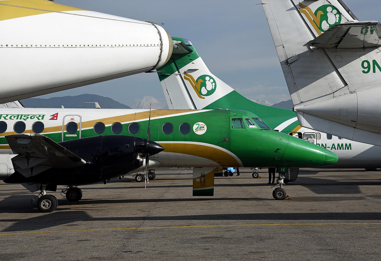 Und noch mehr von diesem wirklich schönen Flugzeug.