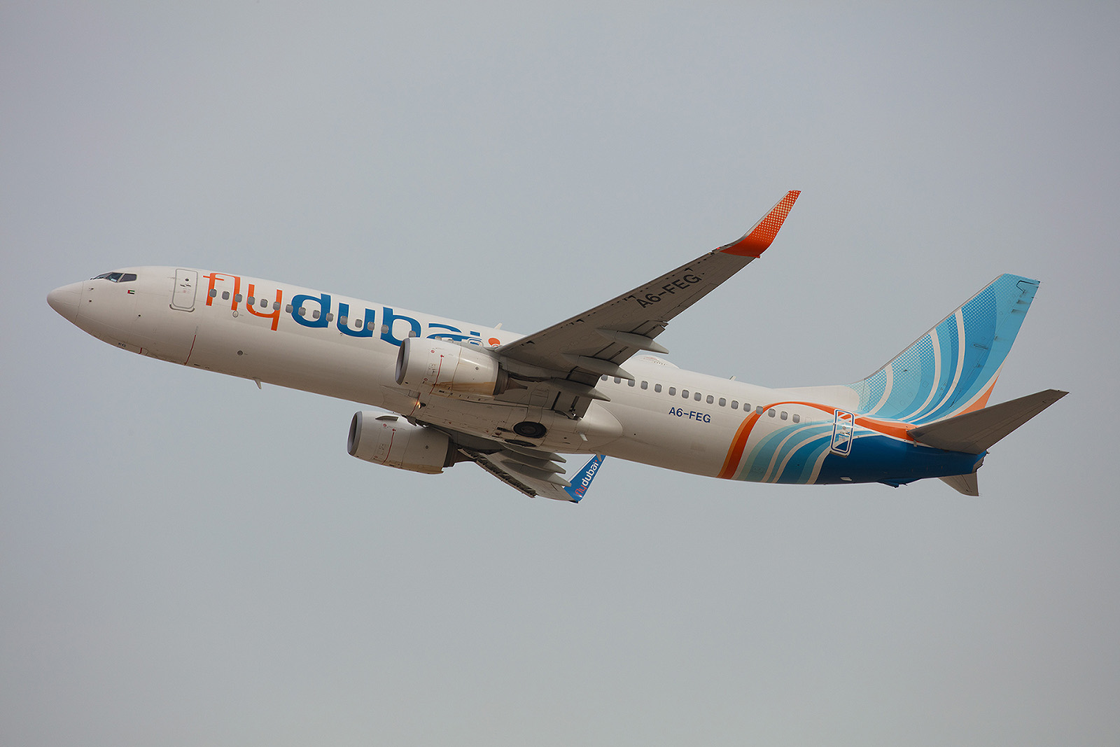 Dubai´s Lowcostailine Fly Dubai.