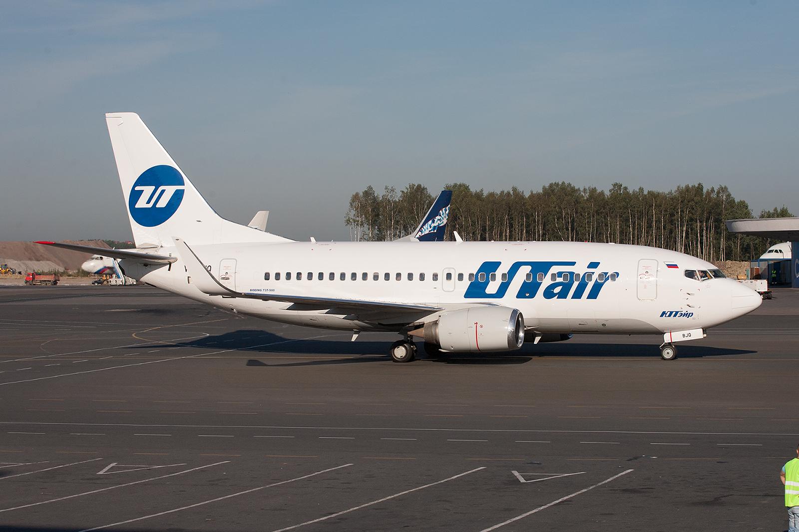 UT Air ist noch immer am Markt und betreibt eine große Flotte an Boeing 737.