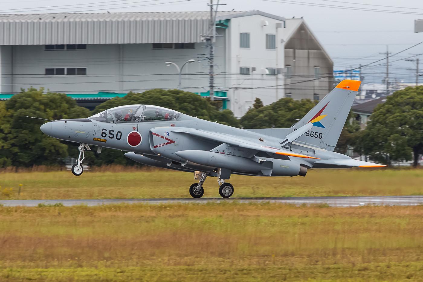 T-4 der Shireibu Hikotai aus Iruma.