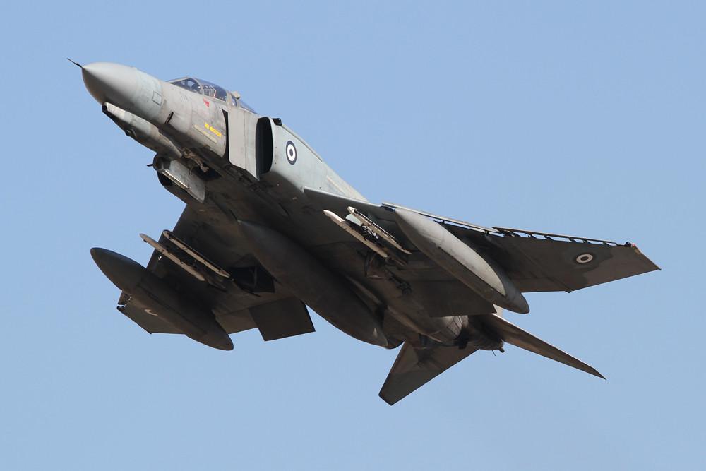 F-4E Phantom II aus Andravida.