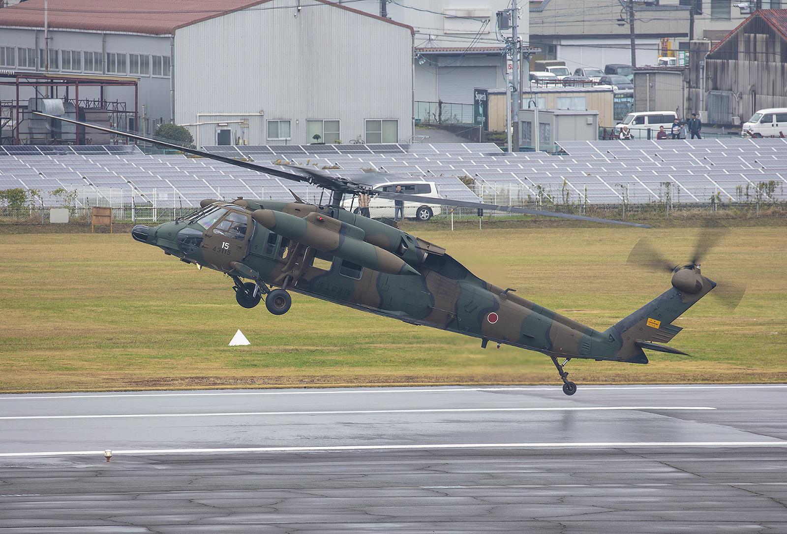 Dies erfordert einen Hubschrauber der sowohl über dem offenen Meer als auch in großen Höhen sicher operieren kann.