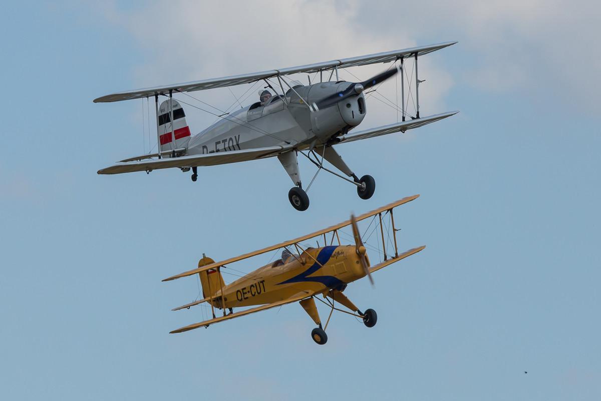 Die ehemalige E.3B-535 von Dr. Günther Krump