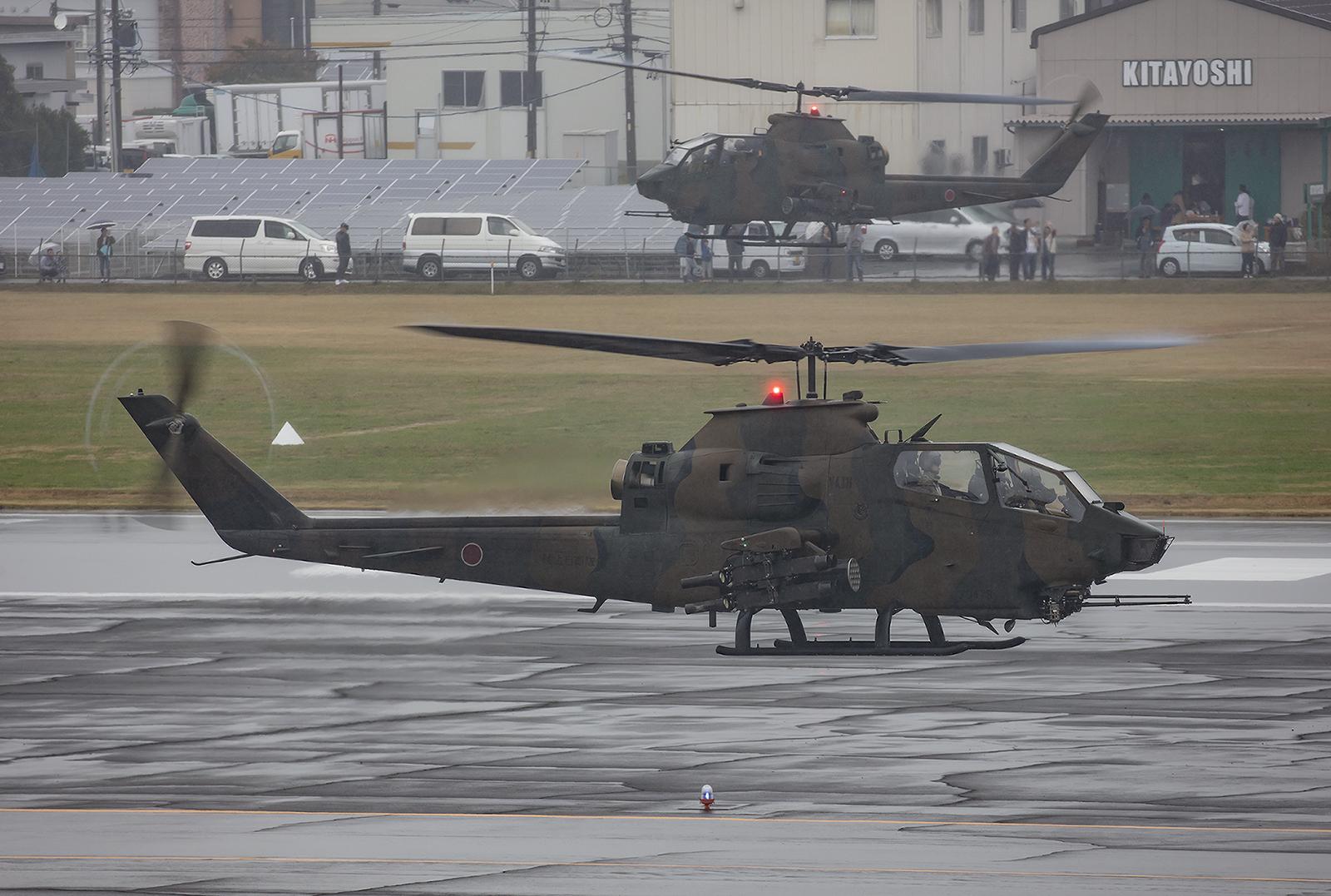 Als Hubschrauber in der Panzerabwehr ist sie trotz ihres Alters immer noch Weltspitze.