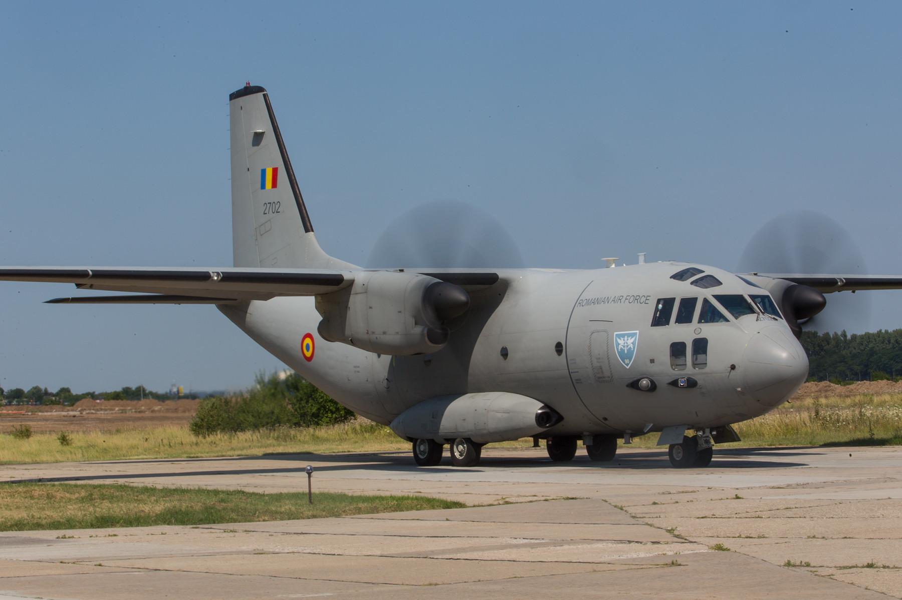 Die Spartan ersetzt in immer mehr osteuropäischen Luftwaffen die anlternden Antonov´s