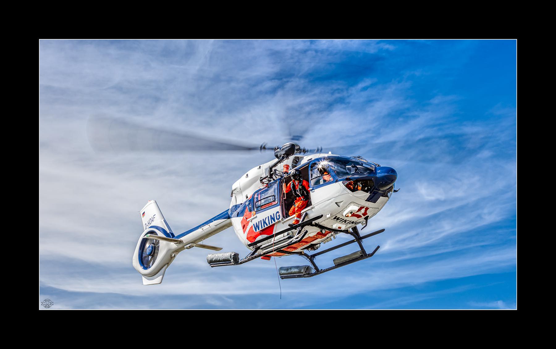 H-145 von Wiking Helicopters