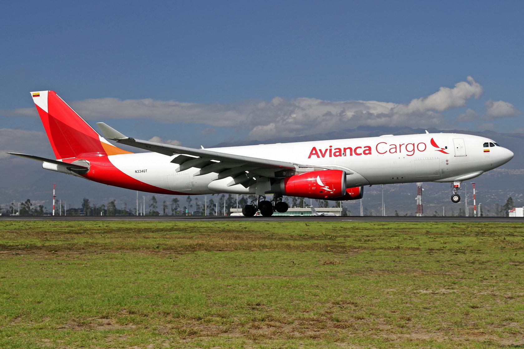 Avianca Cargo Airbus A330-243F N334QT