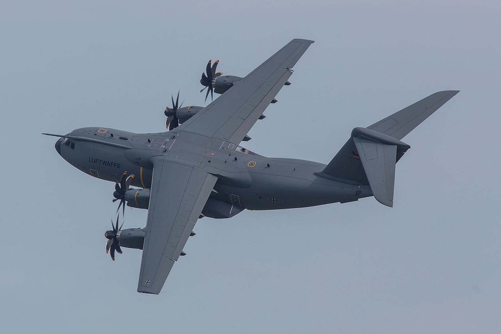Tactical Approach der A-400M