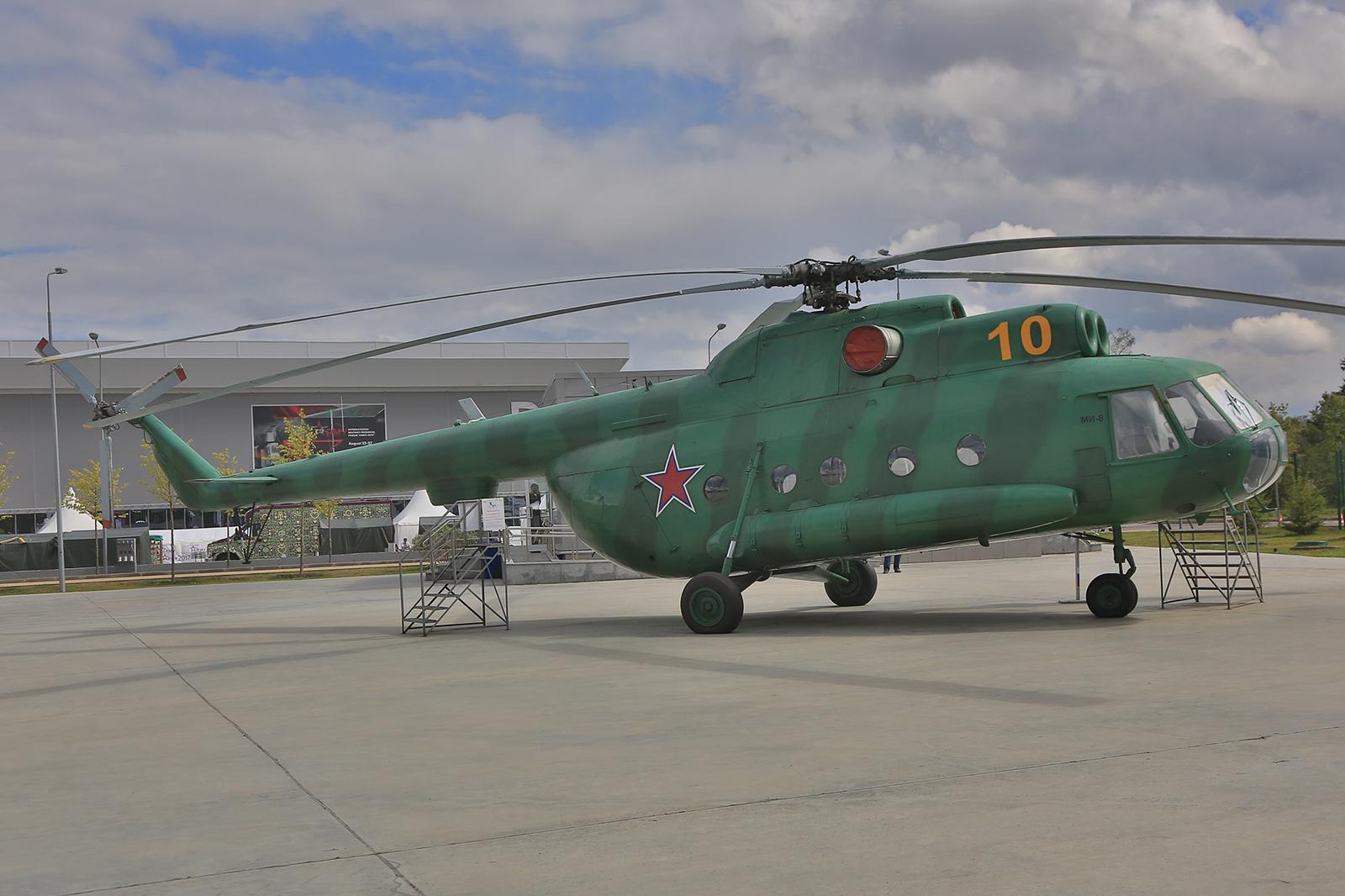 Mil Mi-8MT