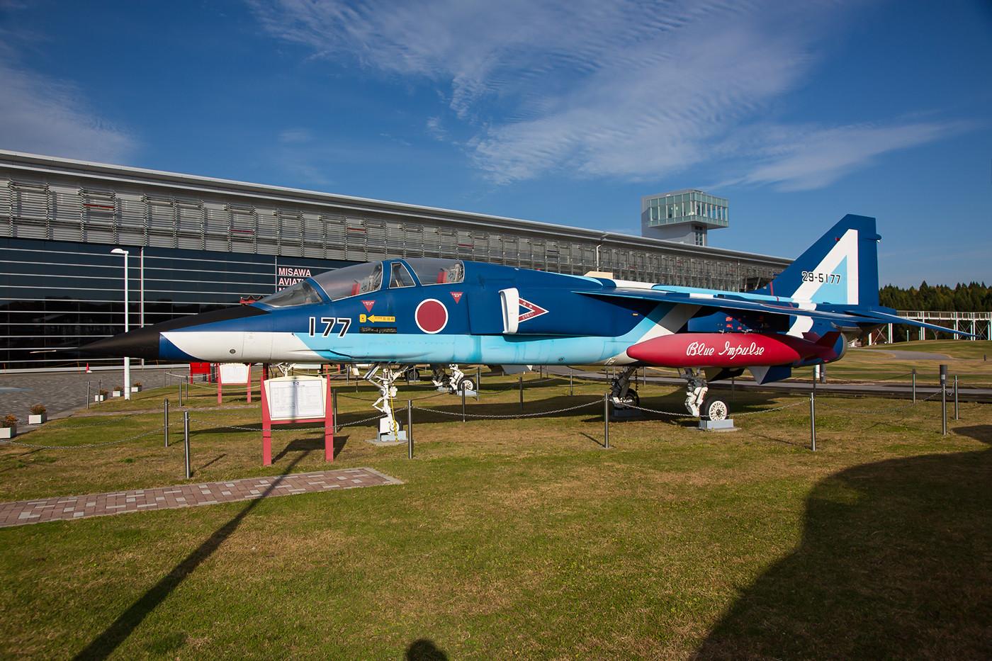 """Die """"Blue Impulse"""" waren auch mal mit T-2 unterwegs."""