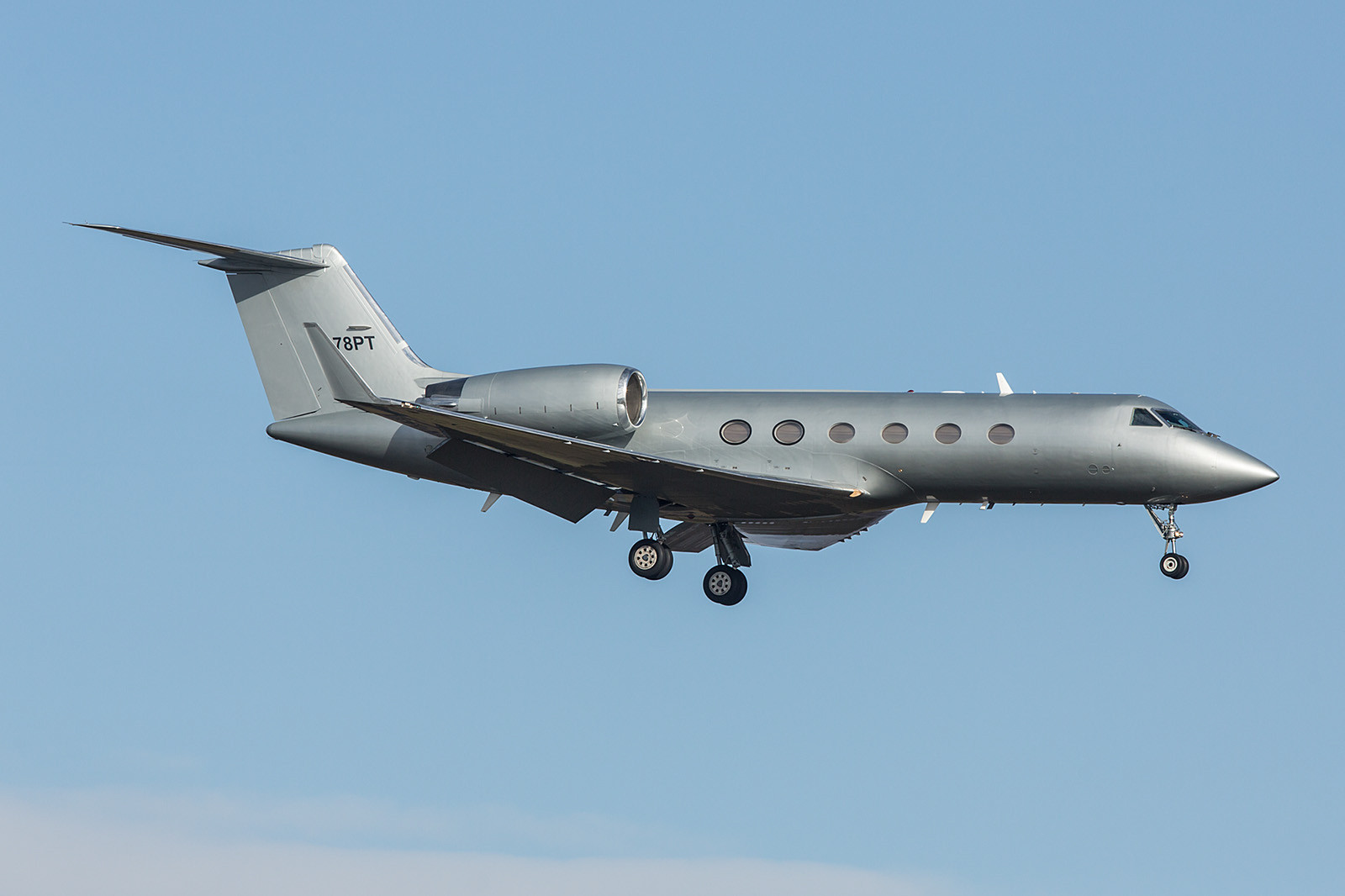 N178PT; Pegasus Elite Aviation Gulfstream IV