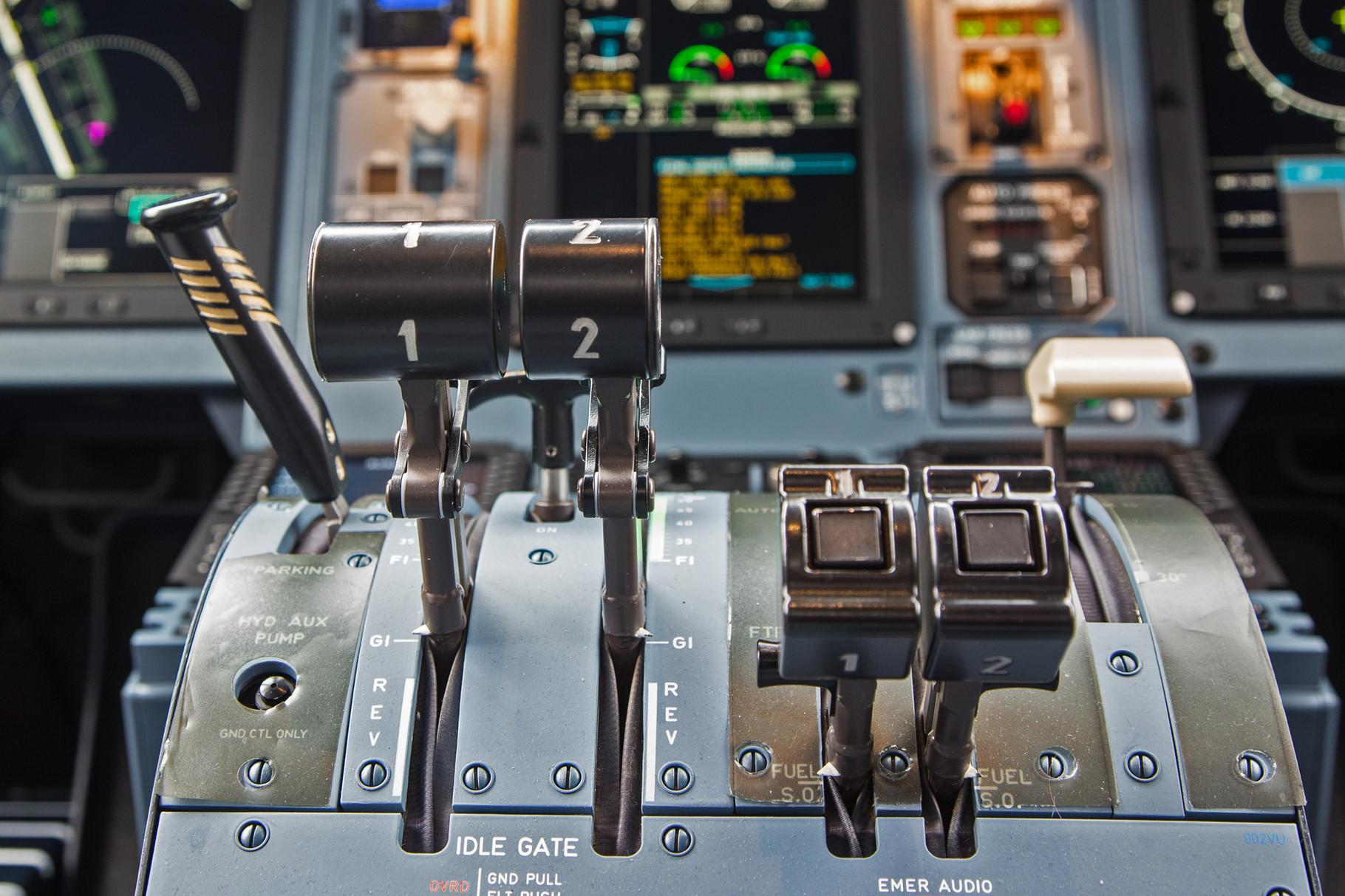 Propellerflugzeuge brauchen immer noch mehr Hebel als Jets.