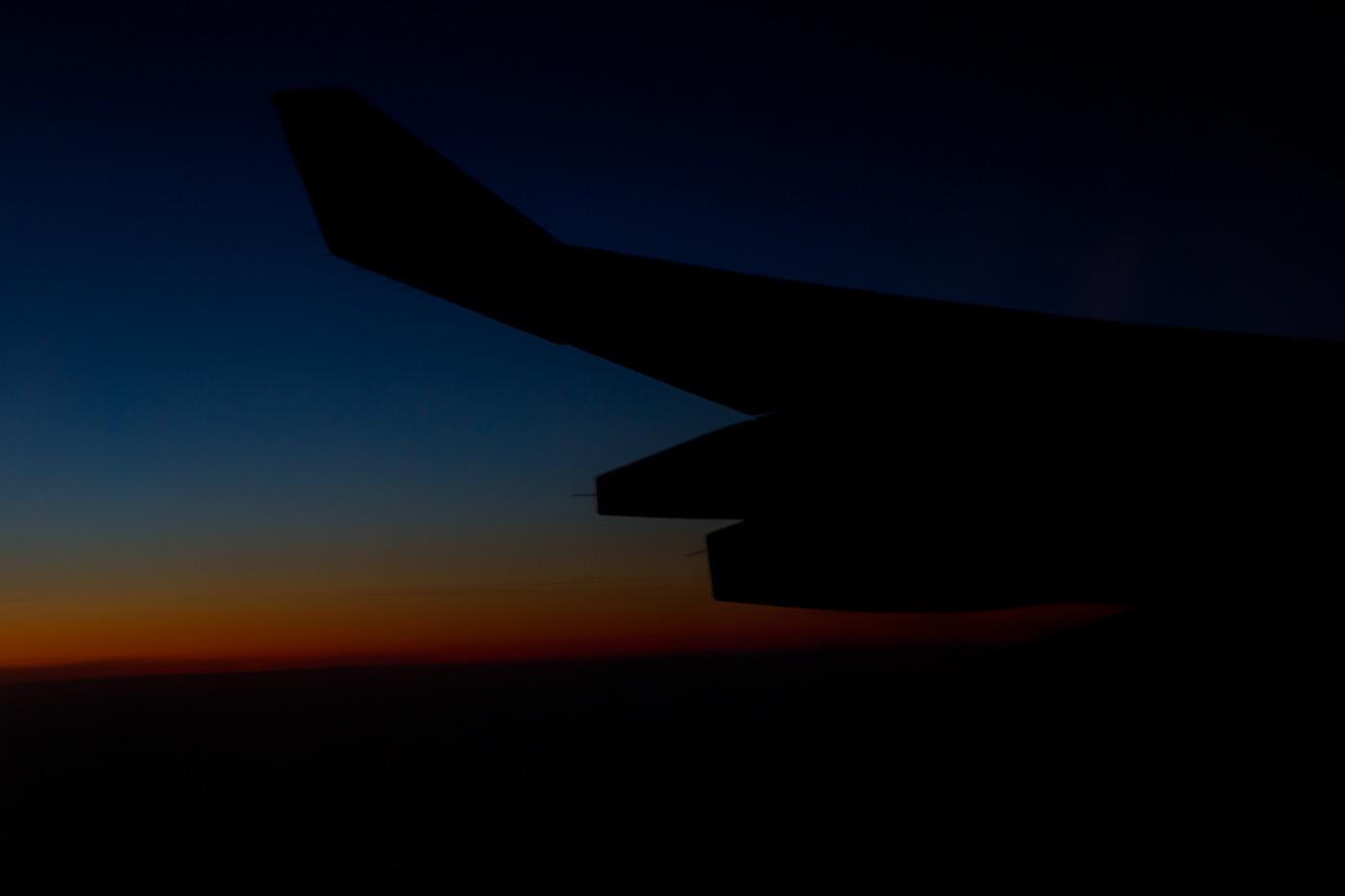 Über den Weiten Ostsibiriens ging dann am 22. Oktober die Sonne auf. Meine Hoffnungen auf Polarlichter hatten sich leider nicht erfüllt.