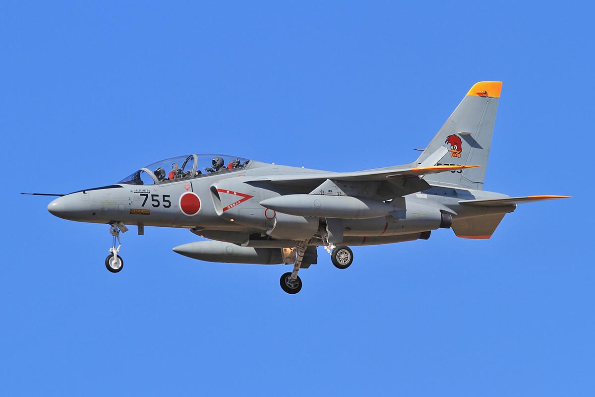76-5755, 501 Hikotai aus Hyakuri