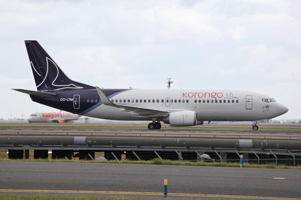 Brussel Airlines gibt insgesamt 3 Flieger an die neu gegründete Korongo in Lubumbashi ab.