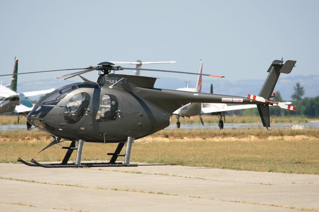 Ein Hughes 369E