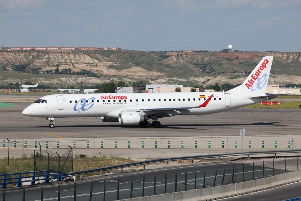 Embraer 190 der Air Europa.