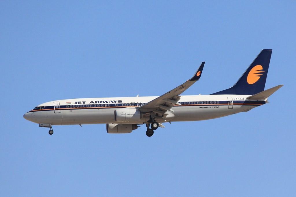Aus Indien stammt die Jet Airways, die eine große Flotte aus verschiedenen Flugzeugmustern betreibt. In Brüssel unterhält sie ihr europäisches Drehkreuz.