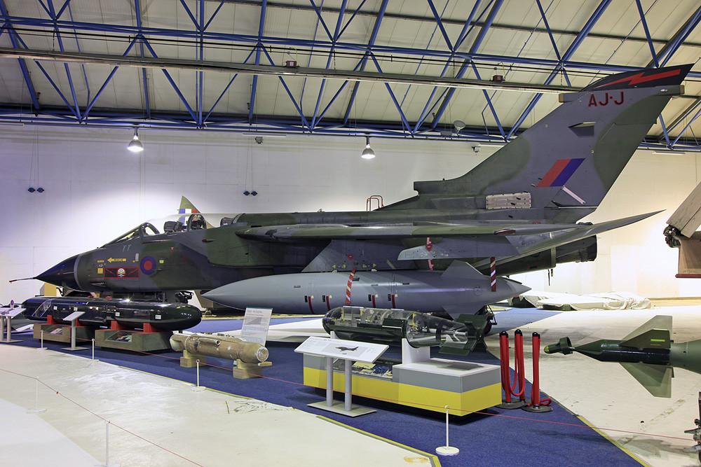 ZA457, ein Tornado GR.