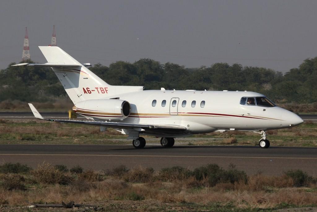 Private Hawker 850