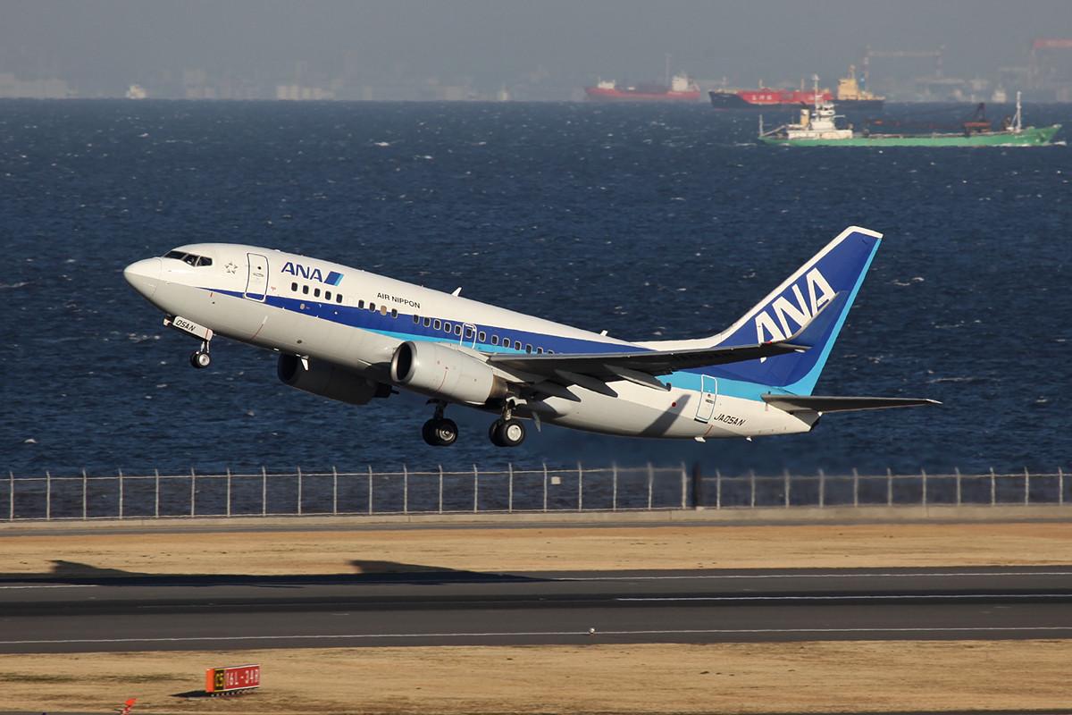 Boeing 737-700 für schwachfrequentierte Strecken.