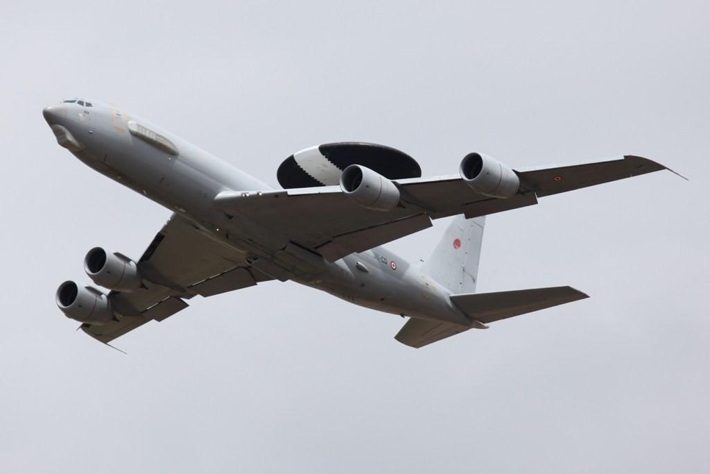 Boeing E-3F aus Avord.
