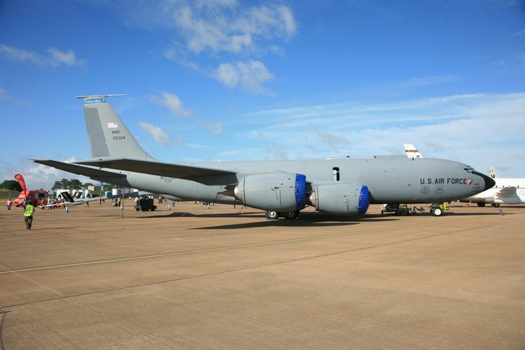 KC-135 von der MacDill AFB in Tampa, Florida.