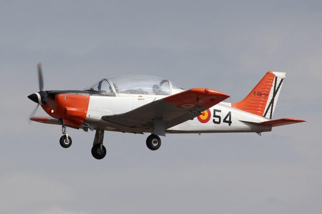 Pilotenausbildung ganz am Anfang.