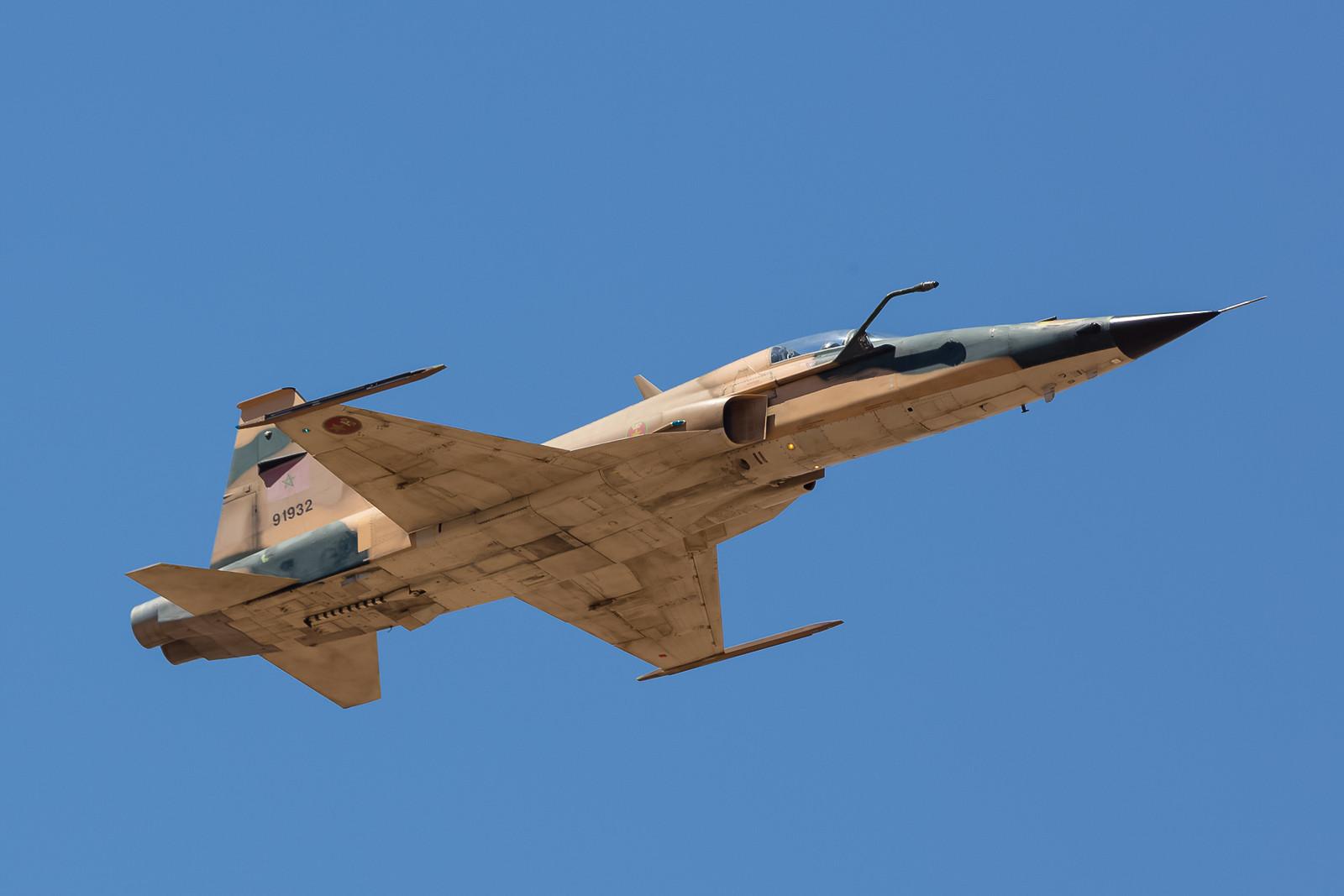 F-5E Tiger II der EC 2 aus Meknes-Bassatine.