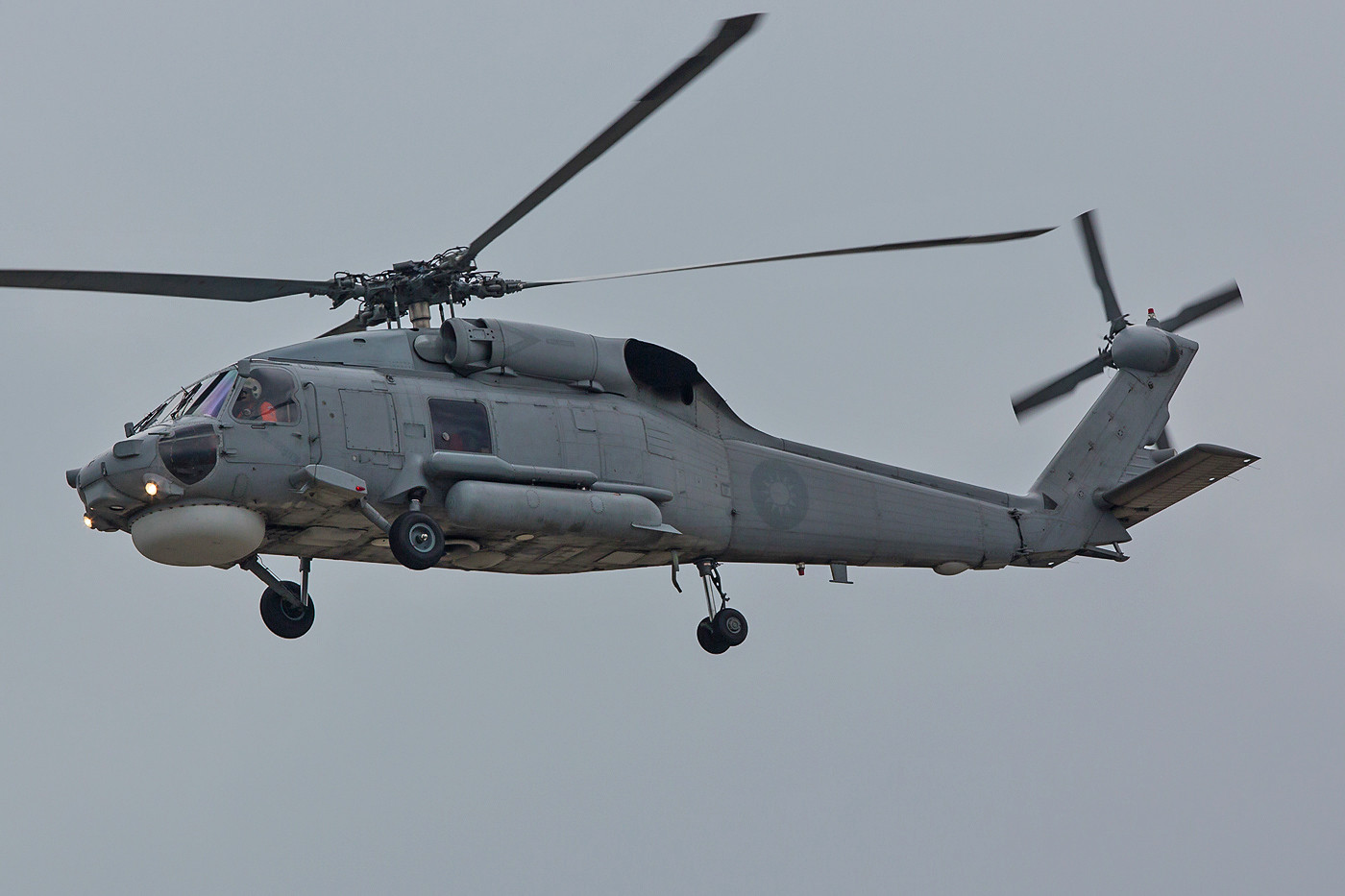 S-70C Thunderhawk der Navy.