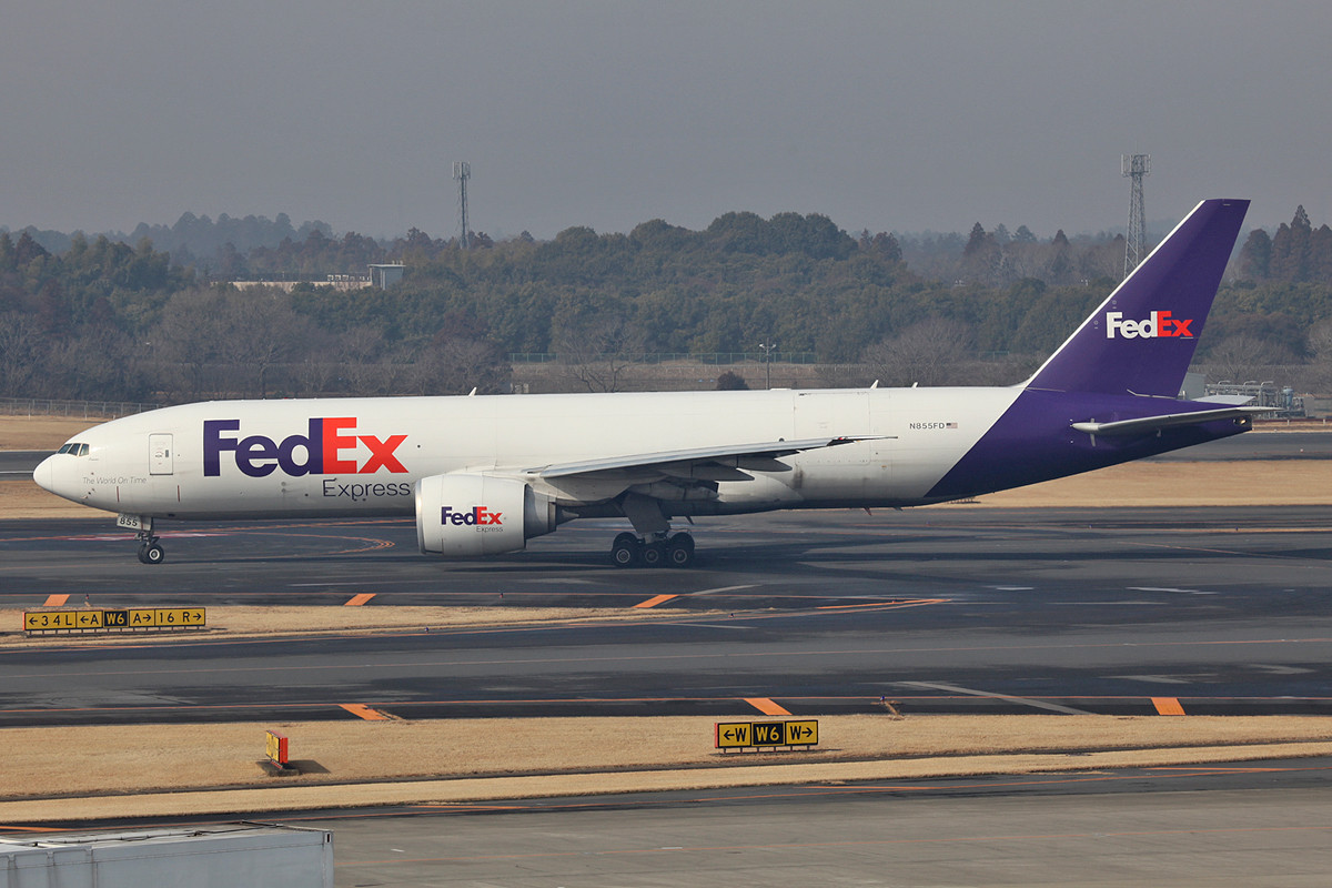 Größter Betreiber der T7 Frachter ist der FedEx.