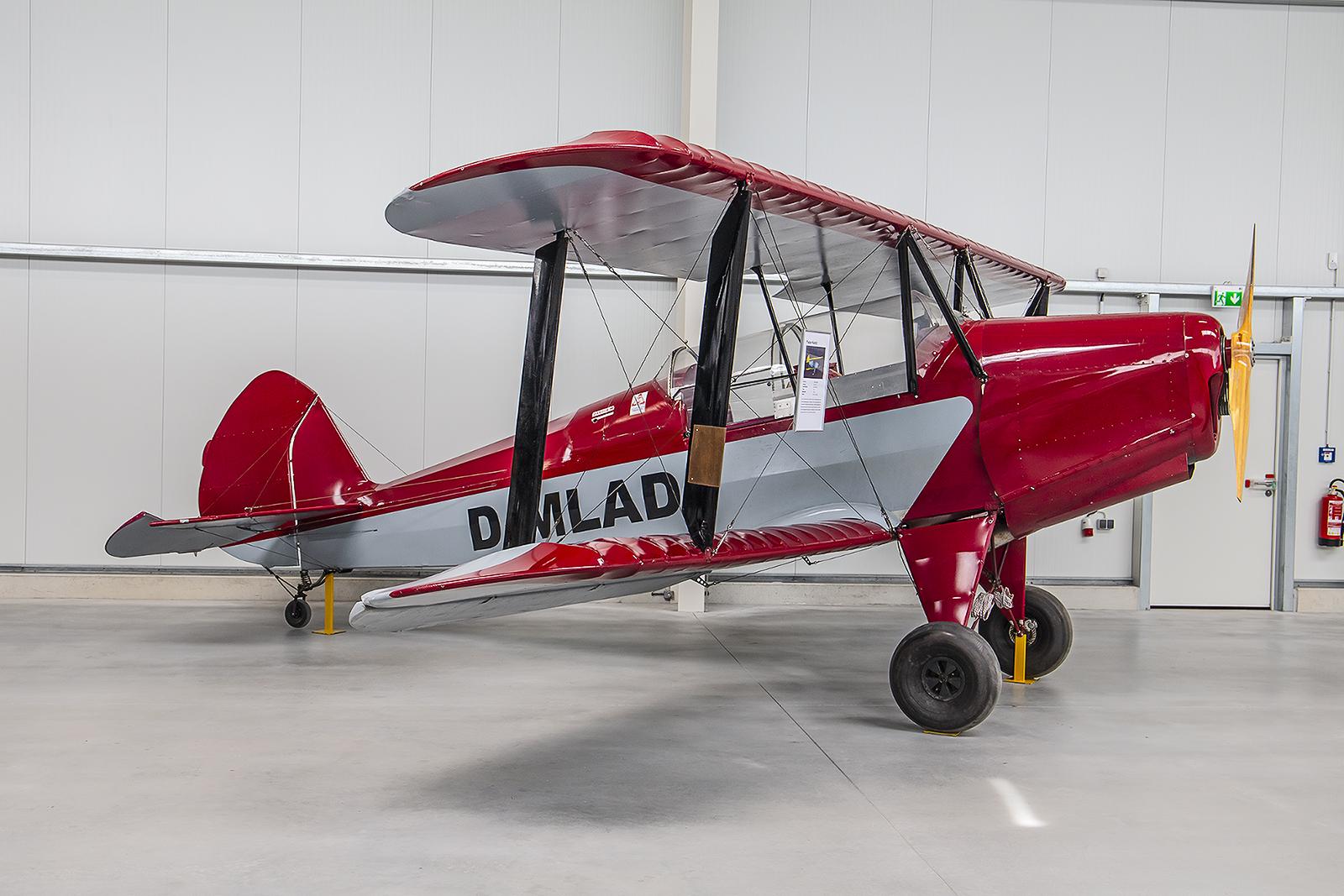 Wernigerode - Platzer Kiebitz ein UL-Flugzeug