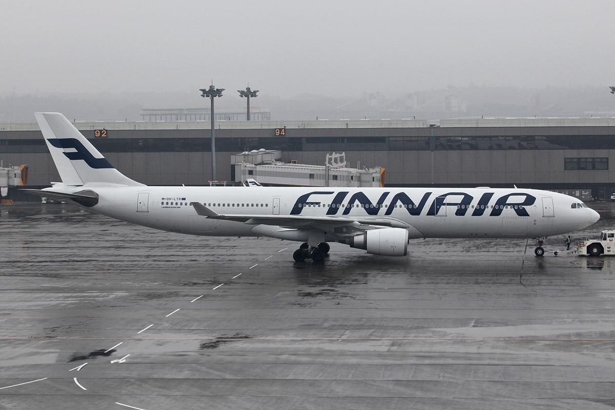 Auch die Finnair hat vom A 340 auf den 330´er umgestellt.