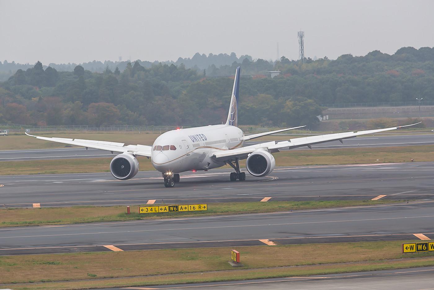 United ist die erste US-Airline,die den Dreamliner betreibt.