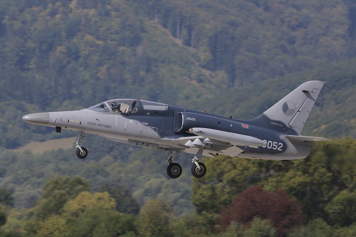 Das vorläufige Ende in der Entwicklung tschechischer Trainer ist die L-159 ALCA