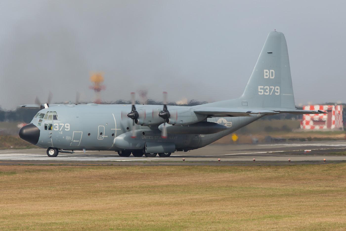 """C-130 """"Hercules"""" der US-Navy (165379)"""