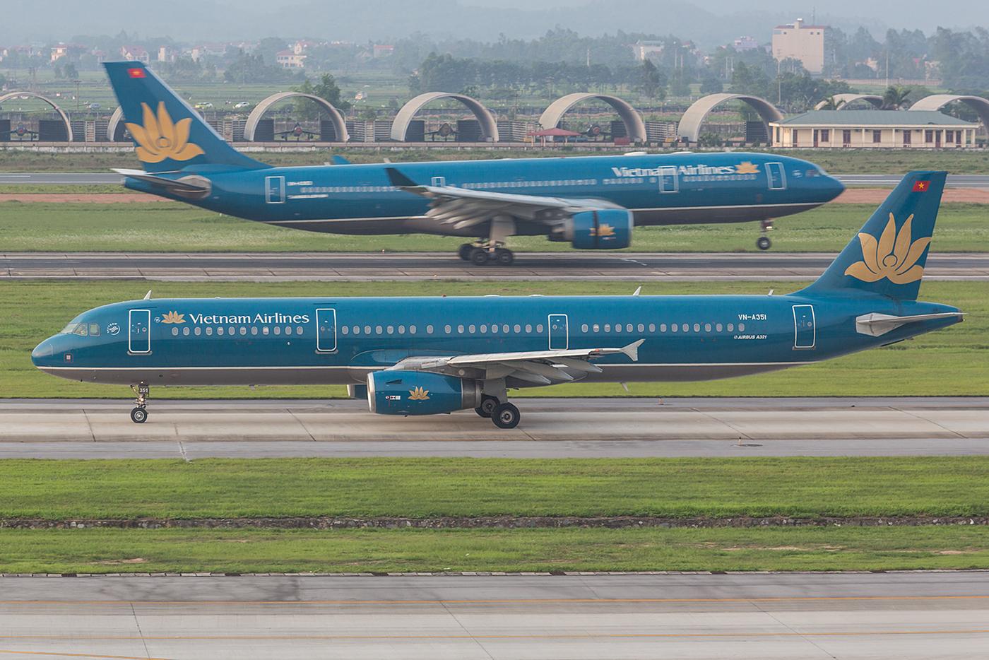 Vietnam ist fest in Airbushand.