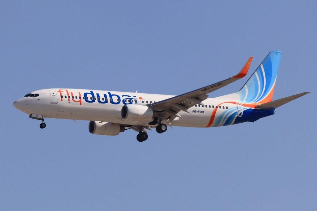 Fly Dubai betreibt eine einheitliche Flotte aus Boeing 737-800.