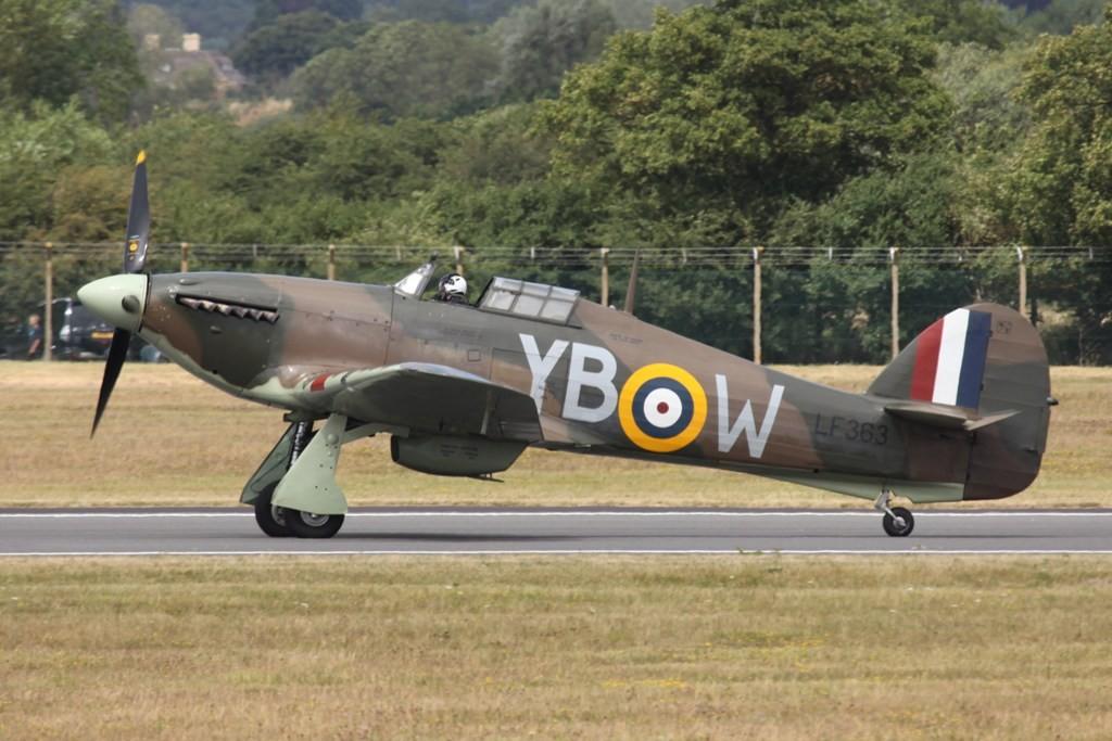 Hawker Hurricane Mk. IIc der BBMF