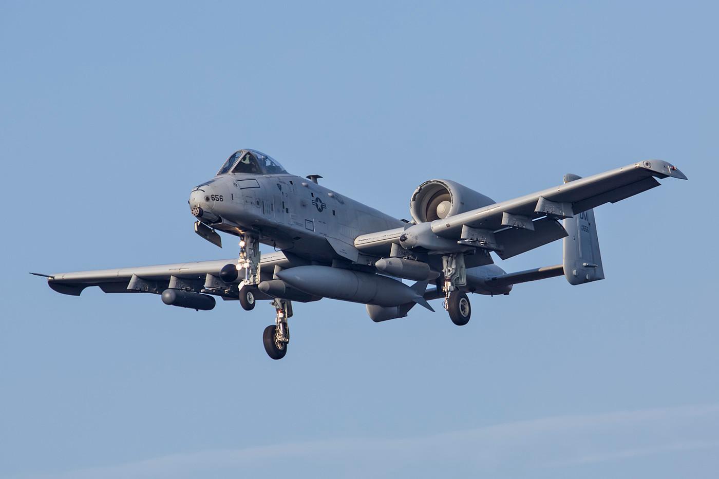 SPM 13.02.2015; 82-0656, A-10C, 12th AF Davis Monthan AFB (Arizona)