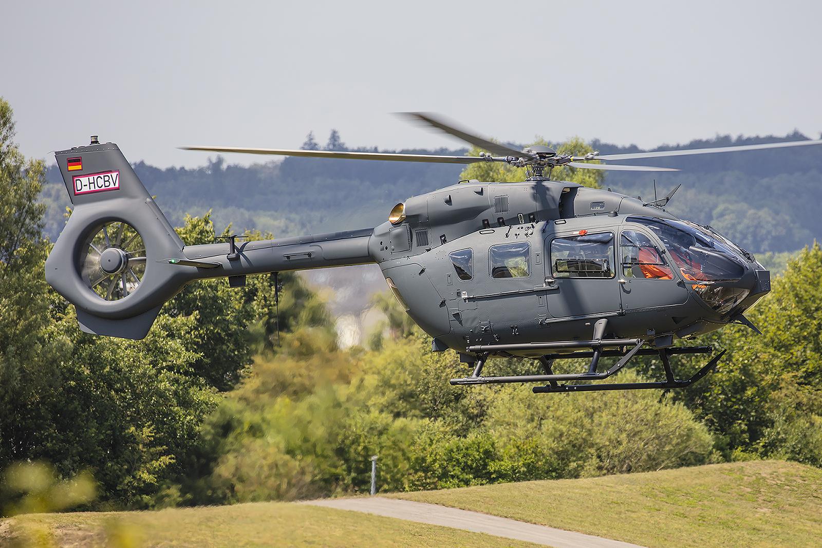 H145, vermutlich ungarische Luftwaffe