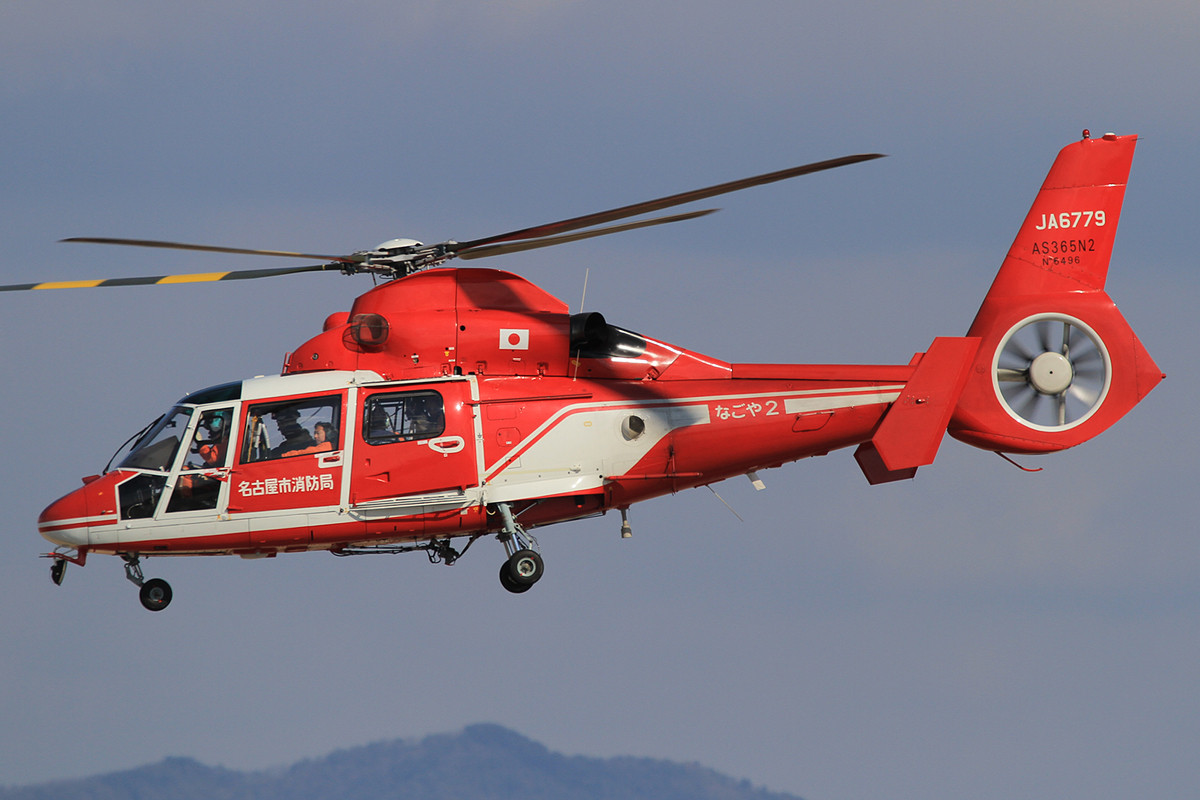 AS 365 Dauphine II