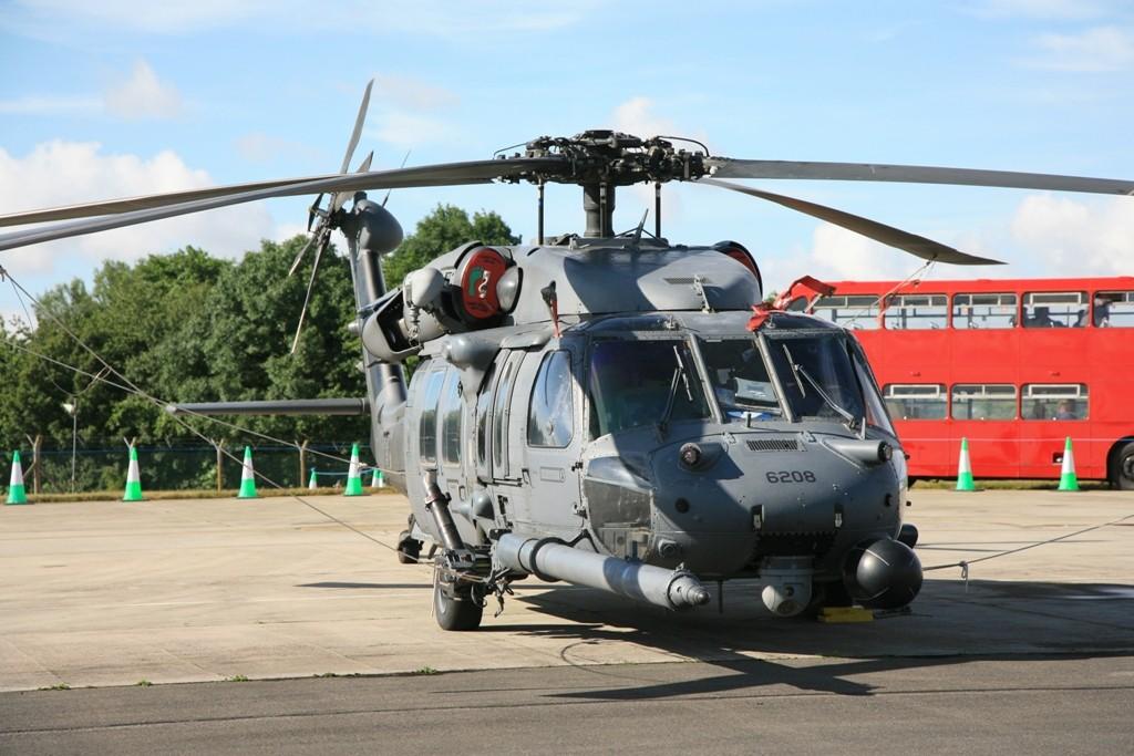 Ein SH-60 der USAF aus RAF Lakenheath.