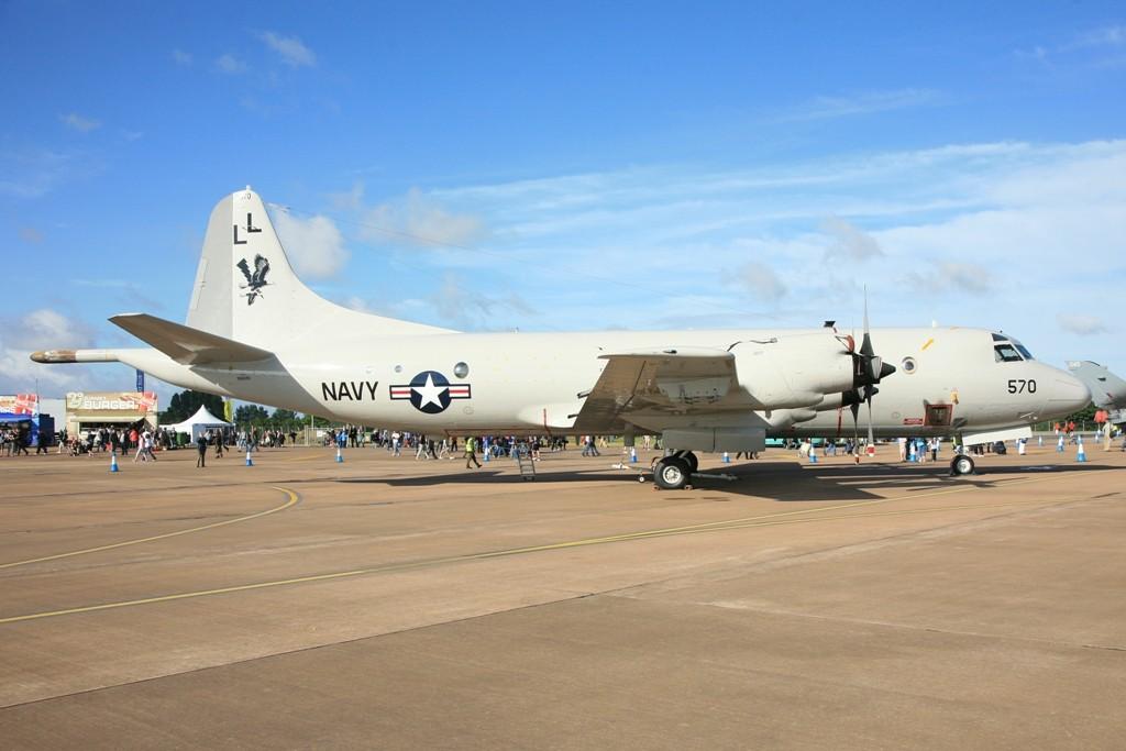 P-3C Orion von der NAS Jacksonville in Florida